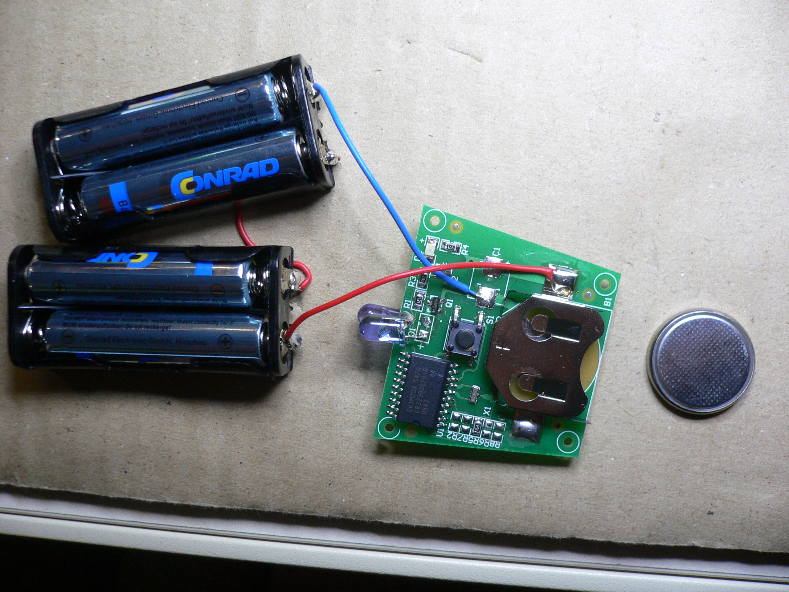 Picture of Attach Batteries