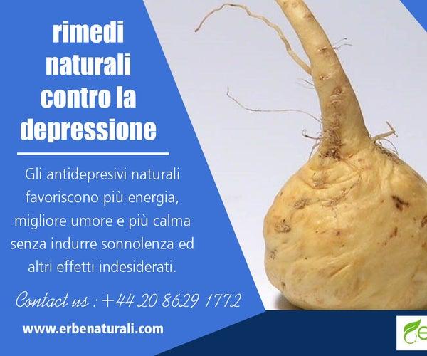 Rimedi Naturali Contro La Depressione