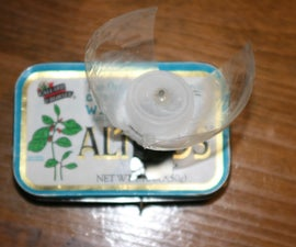 Altoids Tin Portable Fan
