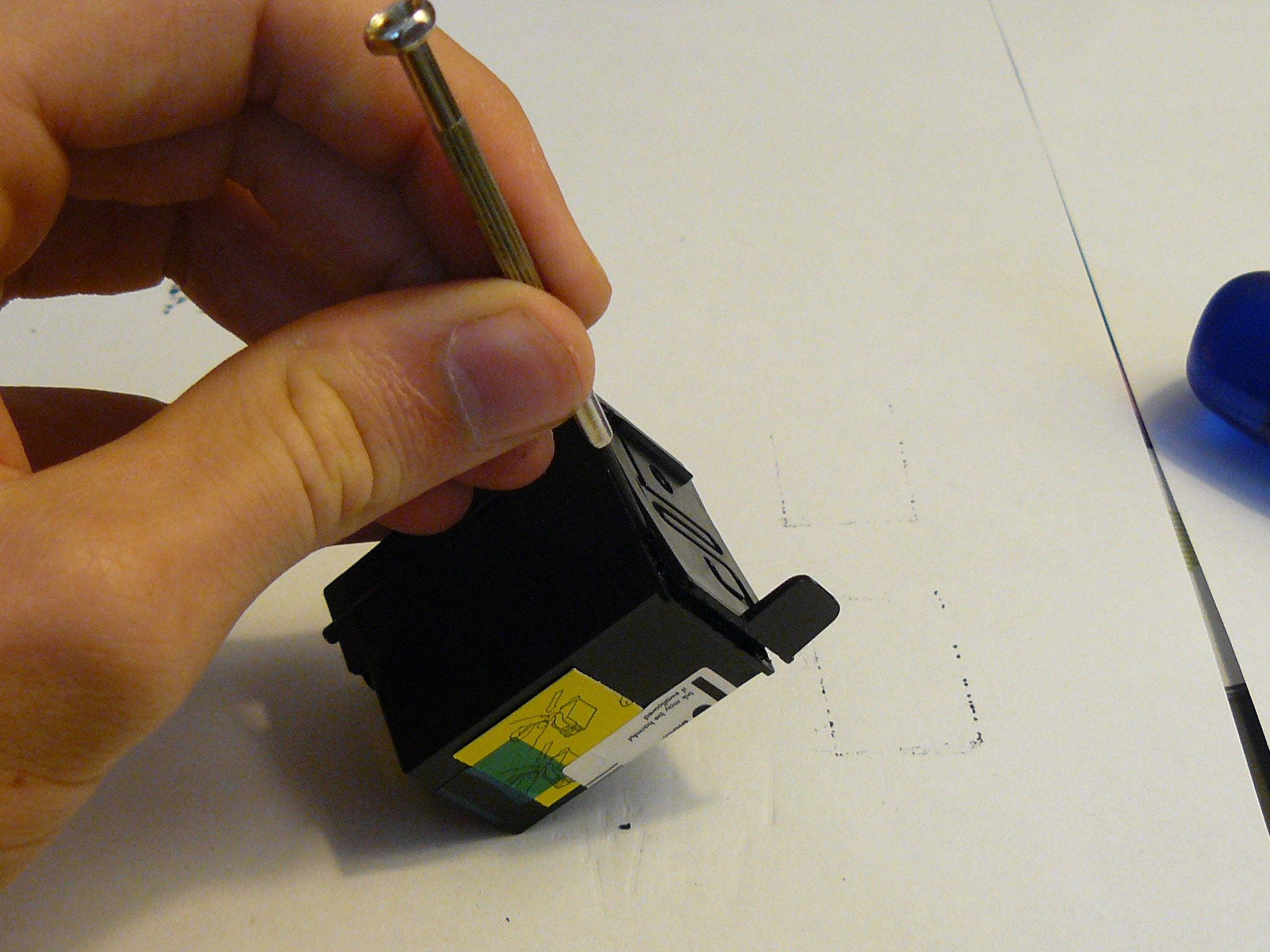 Picture of Modifying Cartridges