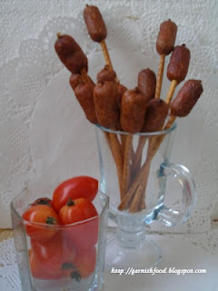 Picture of Sausage Bouquet