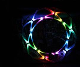 Monovelo Monowheel LED modification