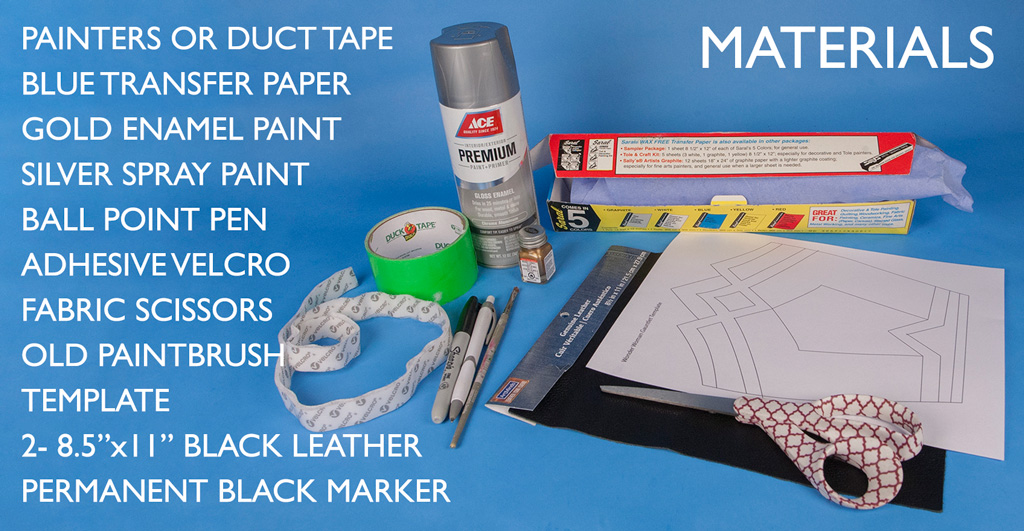 Picture of Materials:
