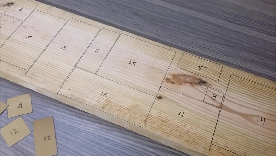 Picture of Prepare the Wood