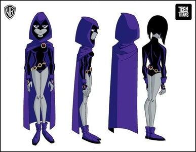 Budget Raven's Belt and Gems (Teen Titans)