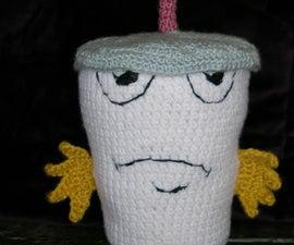 Crocheted Master Shake