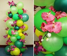 Spring Balloon Column/ Arch
