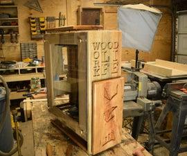 Epic Wooden PC Case