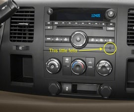 Repair Radio Aux Jack / Add Media Bluetooth Receiver Behind Dash