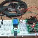 Arduino Based Dark Switch