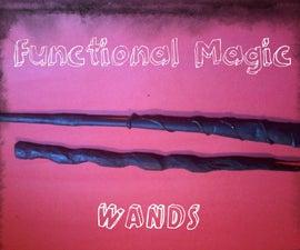 Functional Magic Wands