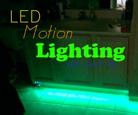 RGB Shelf Lights with LinkIt ONE