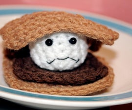 Frowny Marshmallows