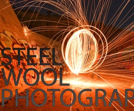 Incredible Steel Wool Photography!