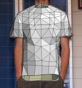 Modeling the Shirt