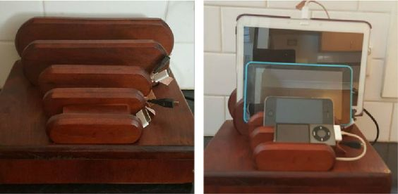Picture of Phone Charging Station