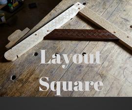 Make a Layout Square