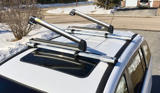 Try Out the Ski Rack