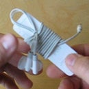 Mp3 player knot