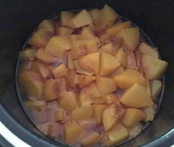 Make Peach Juice