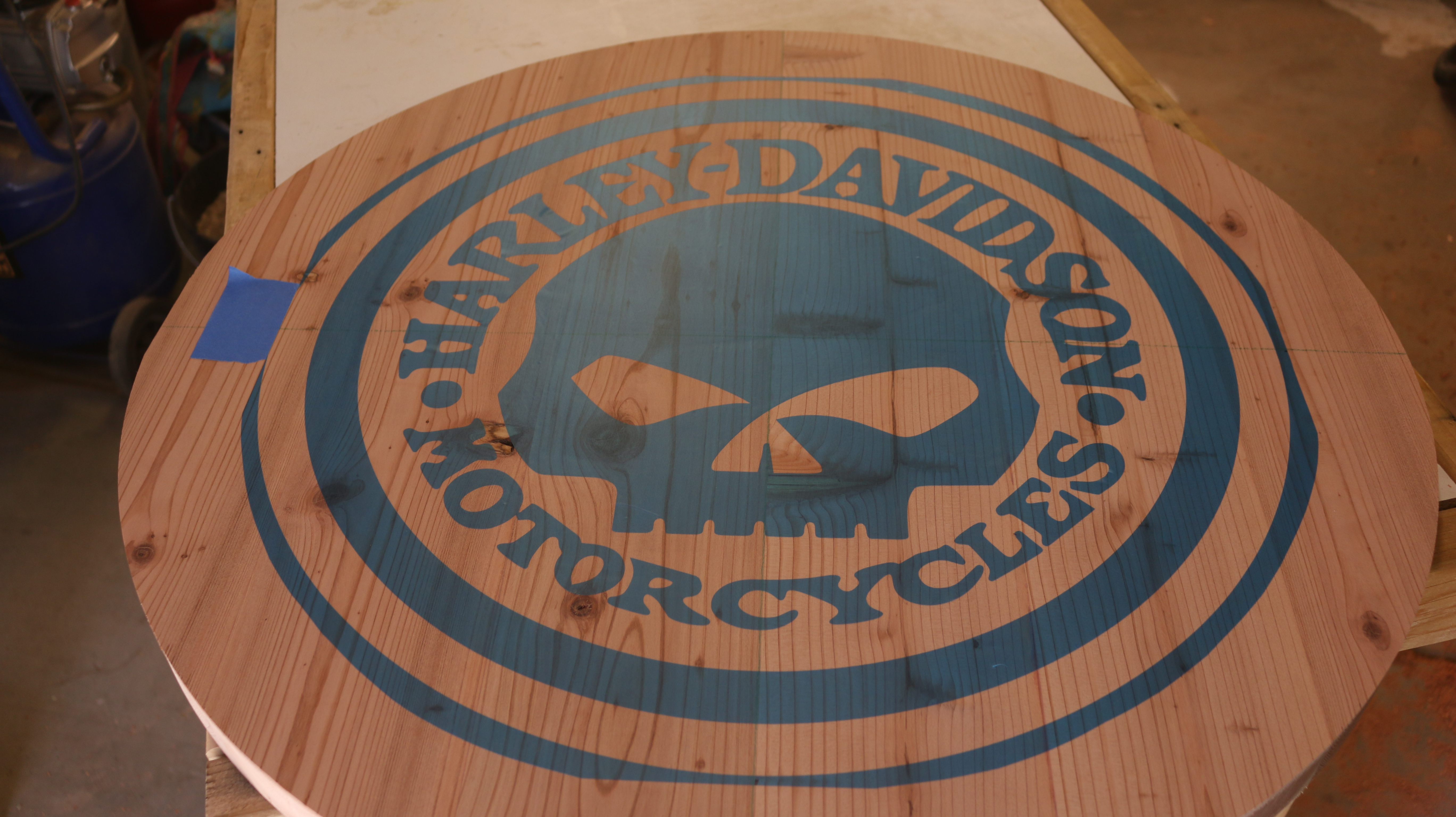 Picture of Apply Stencil