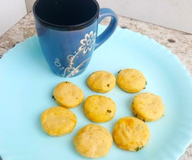 Masala Spice Cookies