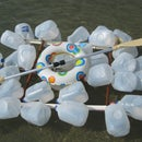 Milk Jug Raft