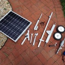 Portable Solar Auto Tracking System