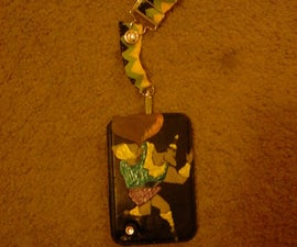 Emperor's New Groove Kronk's theme music lanyard