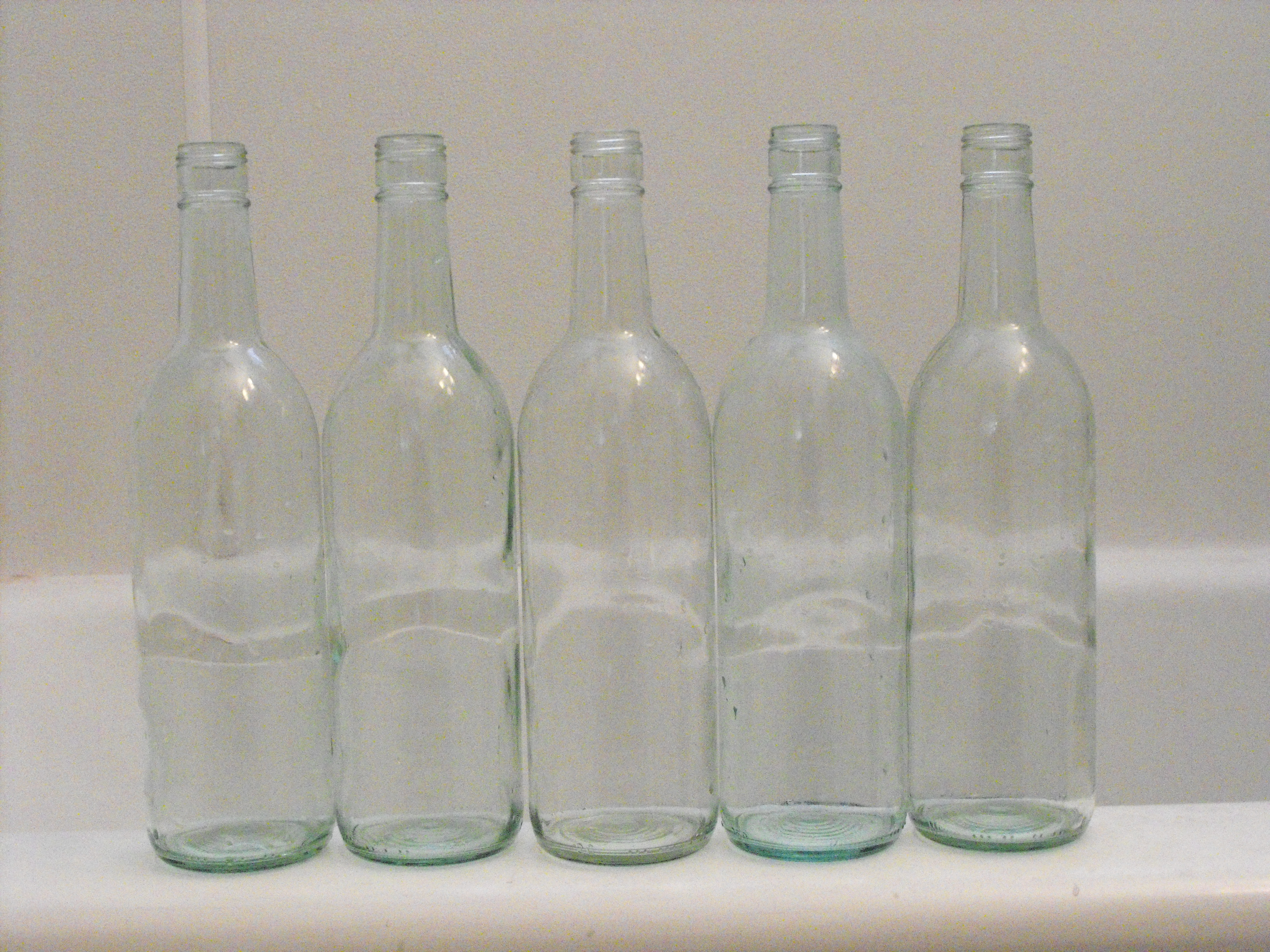 Picture of Soak Your Bottles and Scrub Off the Labels