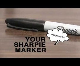 Your Sharpie Marker Revived