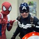 Captain America: Winter Soldier - Stealth Suit Build