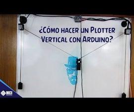 Plotter Vertical Con Arduino