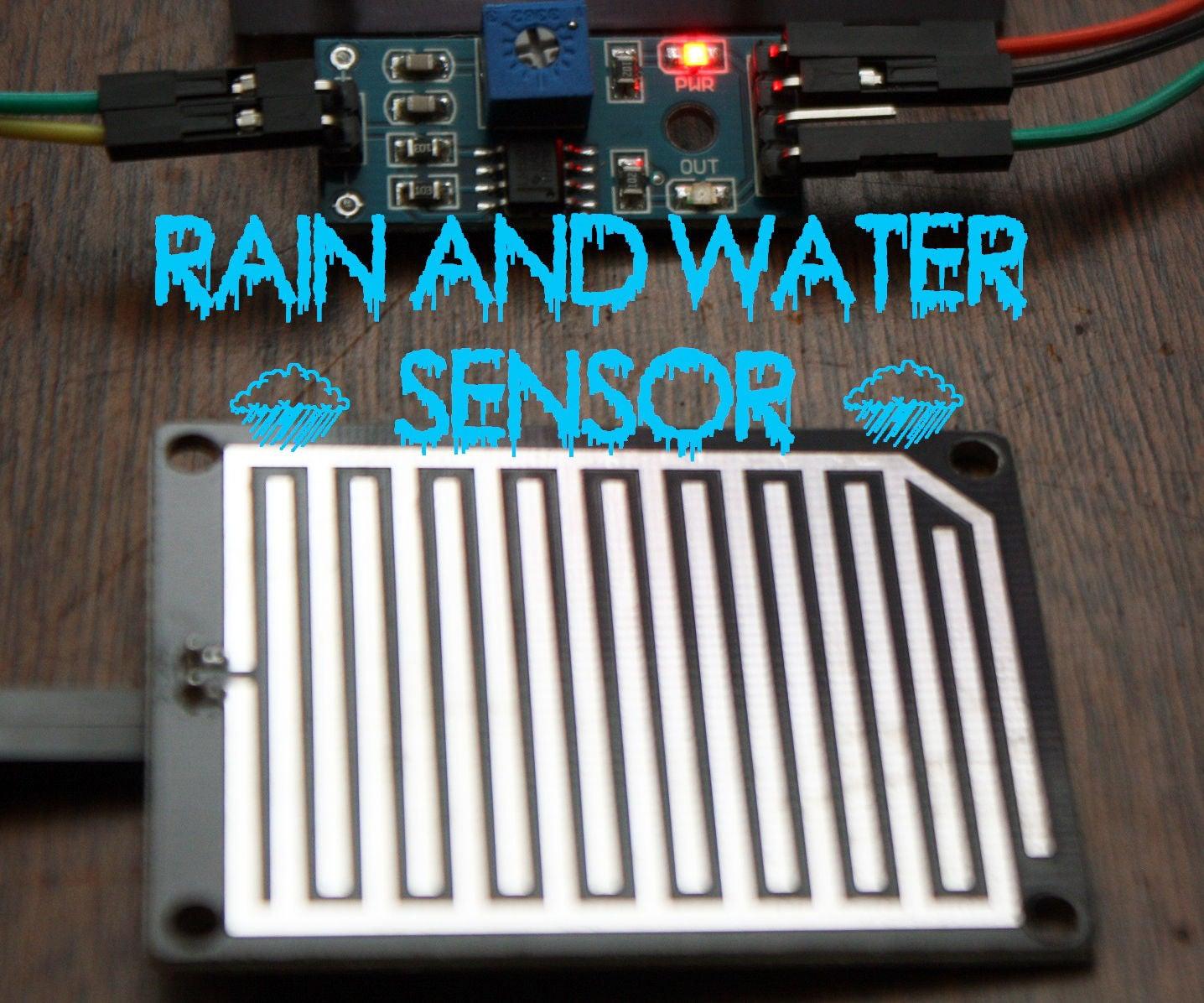Arduino Modules Rain Sensor 4 Steps Incar Lights Delay Circuit Basiccircuit Diagram Seekic