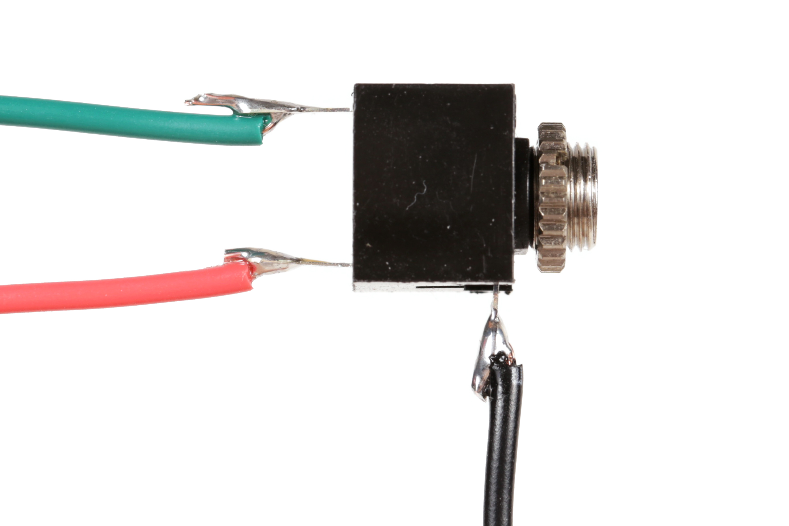 Picture of Wire the Input Jacks