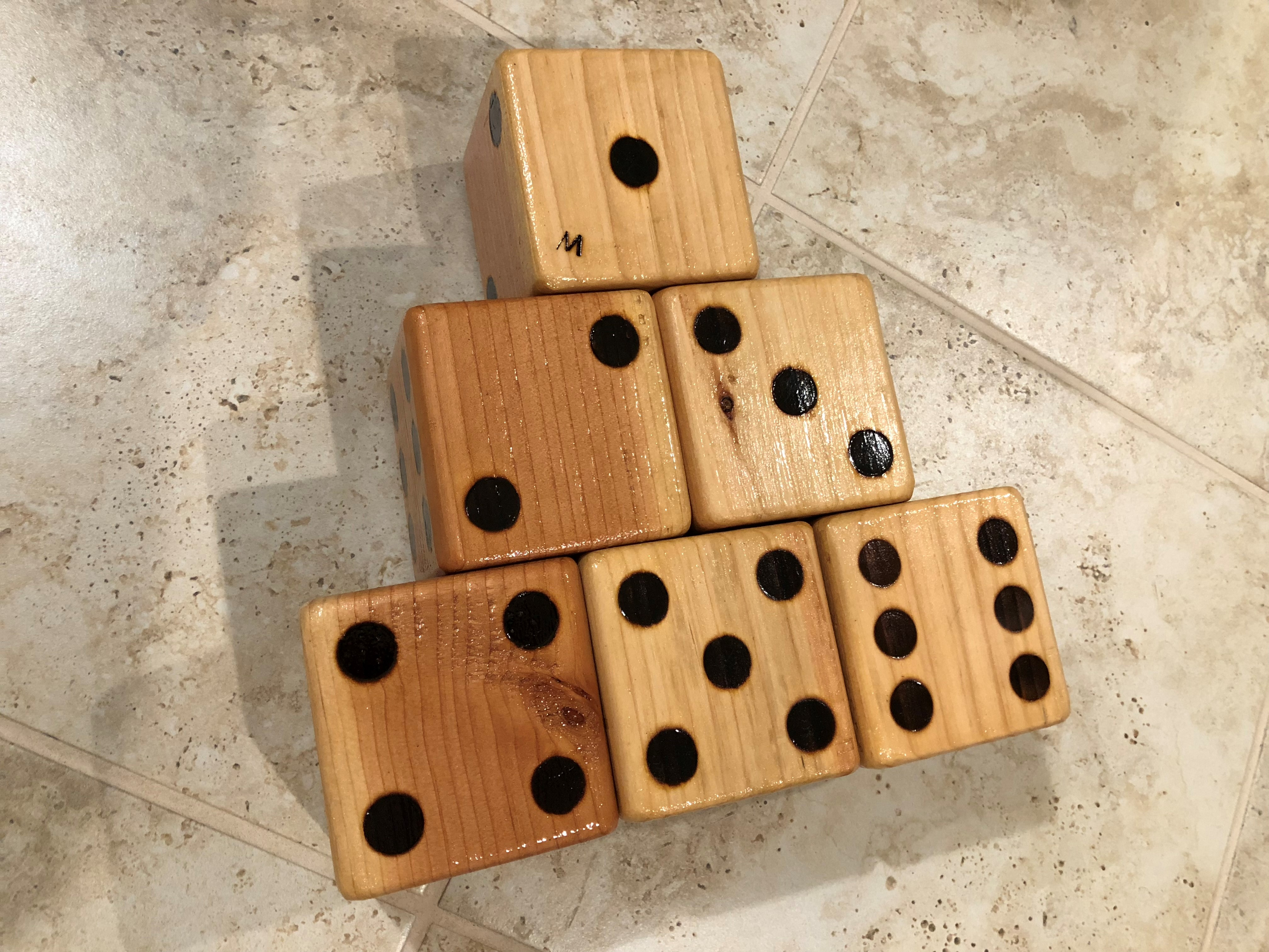 Picture of Yard Dice