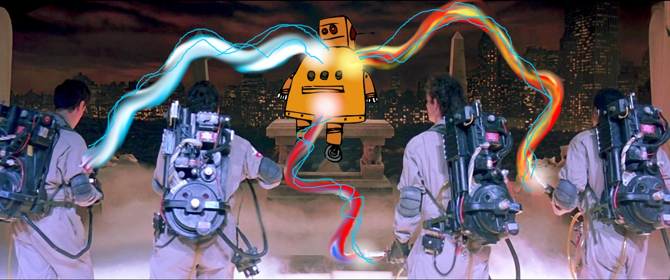 Picture of Let's Go Ghostbusters!