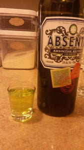 Measure Out Your Absinthe