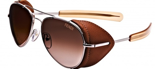 Picture of Leather Side Shields for Sunglasses