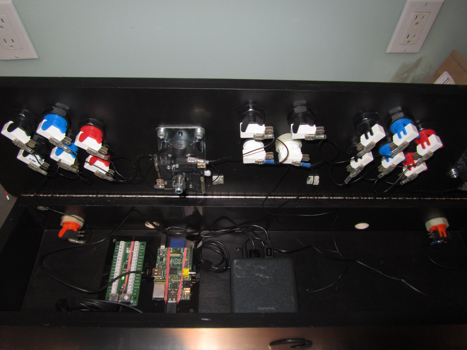 Picture of Mount the Electronics