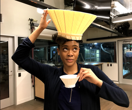 MLab   3D Printed Crown Inspired by Queen Ramonda