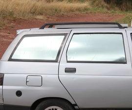 Cheap Two-way Mirror - Tinted Window - Car Intimity