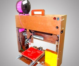 Cheapest Portable 3D printer