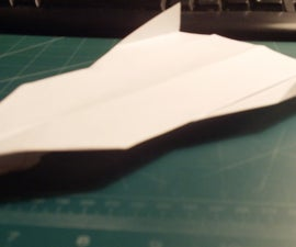 How To Make The Skyknight Paper Airplane