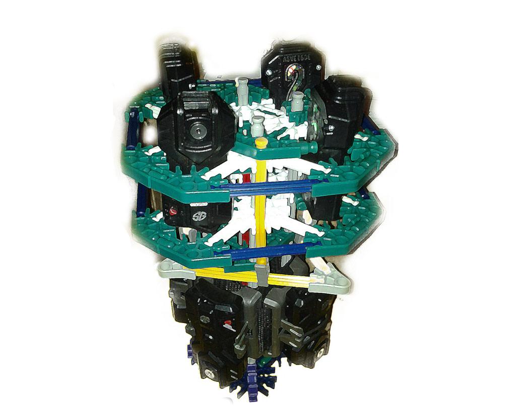 Picture of Assemble K'Nex