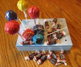 Tootsie Roll Cake Pops!