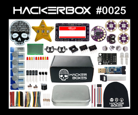 HackerBox 0025: Flair Ware