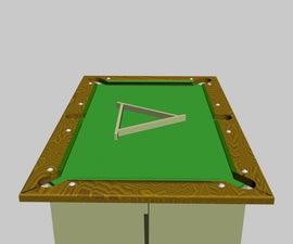 Pool-Billiard Table