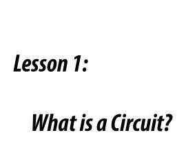 Basic Ciruitry
