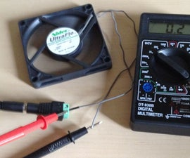 How to use a cheap 3$ multimeter to test voltage or amperage